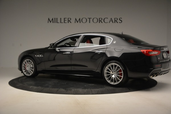 New 2017 Maserati Quattroporte S Q4 GranSport for sale Sold at McLaren Greenwich in Greenwich CT 06830 4