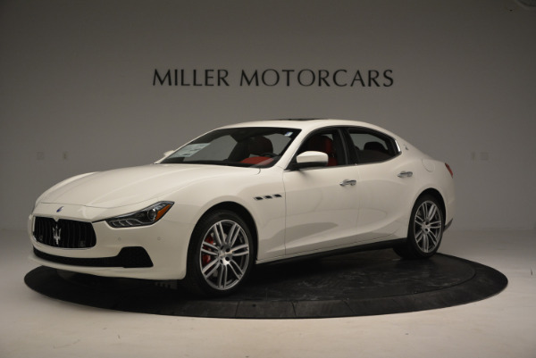Used 2017 Maserati Ghibli S Q4 for sale $47,900 at McLaren Greenwich in Greenwich CT 06830 2