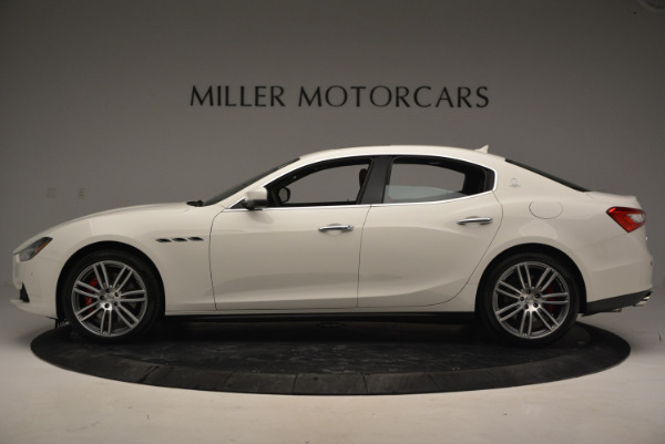 Used 2017 Maserati Ghibli S Q4 for sale $47,900 at McLaren Greenwich in Greenwich CT 06830 3