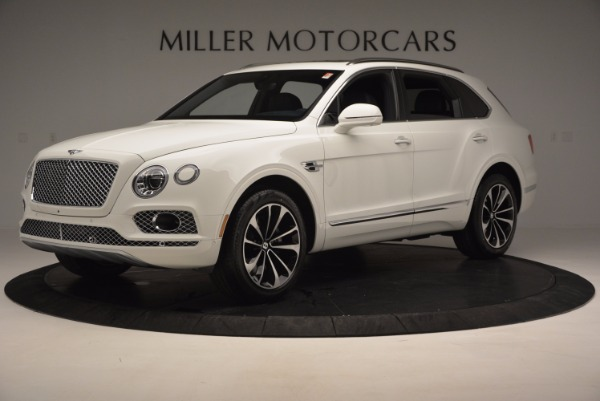 New 2017 Bentley Bentayga for sale Sold at McLaren Greenwich in Greenwich CT 06830 2