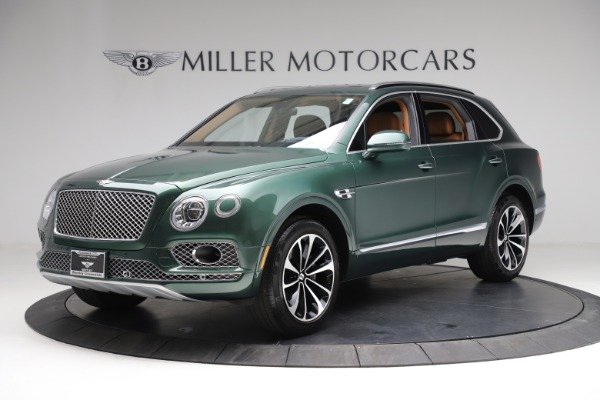 Used 2017 Bentley Bentayga W12 for sale $135,900 at McLaren Greenwich in Greenwich CT 06830 2