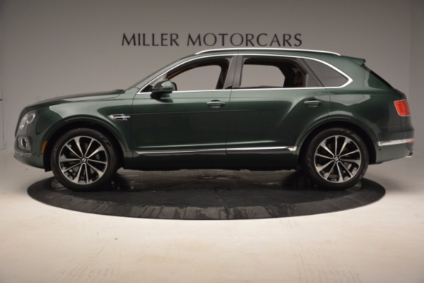 Used 2017 Bentley Bentayga W12 for sale $135,900 at McLaren Greenwich in Greenwich CT 06830 3