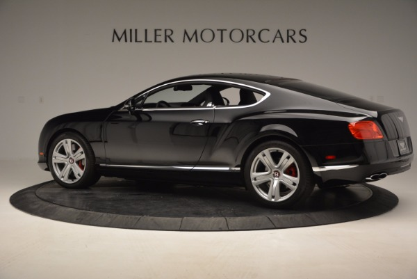 Used 2013 Bentley Continental GT V8 for sale Sold at McLaren Greenwich in Greenwich CT 06830 4