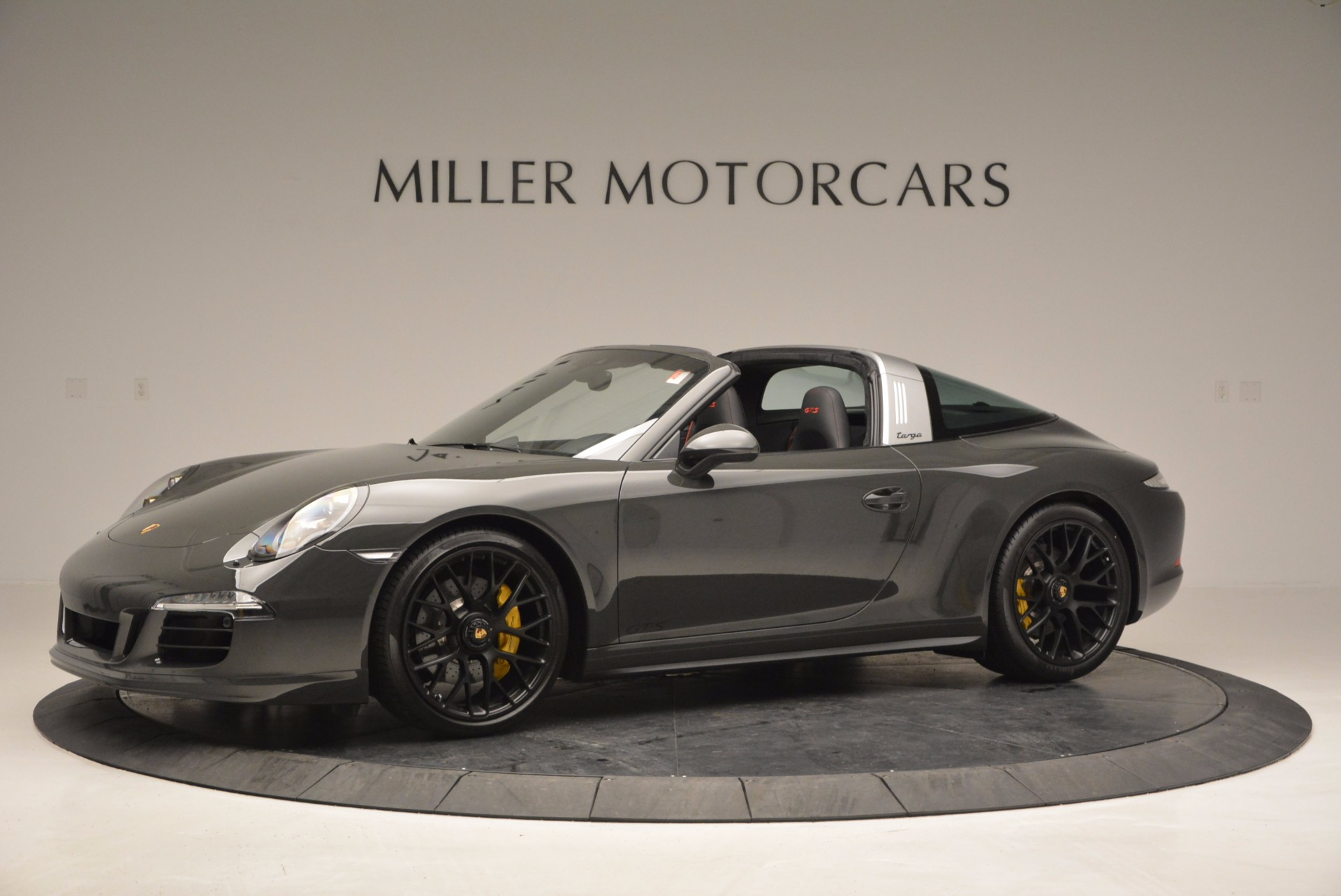 Pre Owned 2016 Porsche 911 Targa 4 Gts For Sale Special Pricing Mclaren Greenwich Stock Mc289a