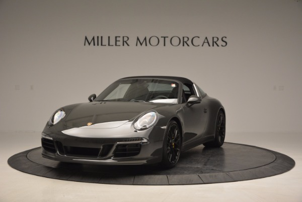Used 2016 Porsche 911 Targa 4 GTS for sale Sold at McLaren Greenwich in Greenwich CT 06830 1