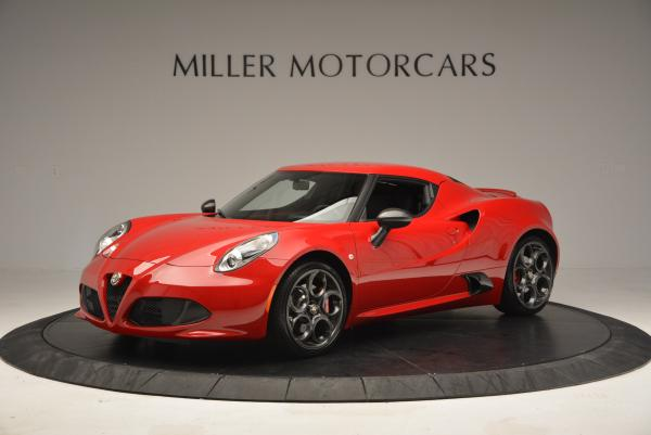 Used 2015 Alfa Romeo 4C for sale Sold at McLaren Greenwich in Greenwich CT 06830 2