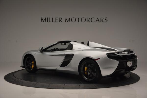 New 2016 McLaren 650S Spider for sale Sold at McLaren Greenwich in Greenwich CT 06830 4