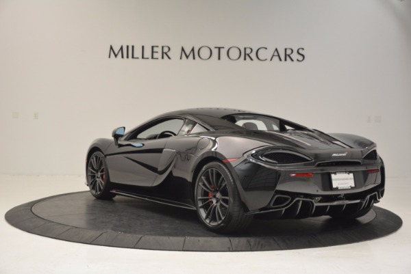 Used 2017 McLaren 570S for sale $149,900 at McLaren Greenwich in Greenwich CT 06830 4