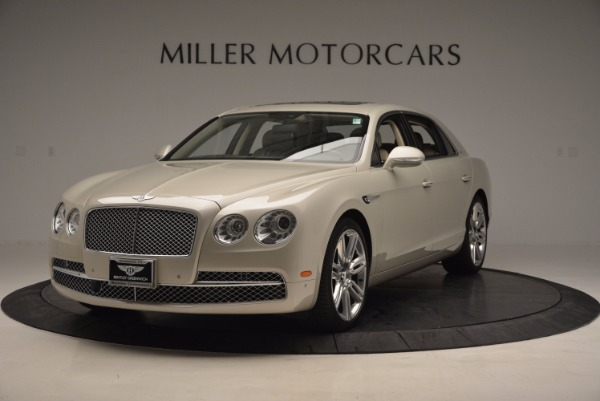 Used 2016 Bentley Flying Spur W12 for sale Sold at McLaren Greenwich in Greenwich CT 06830 1