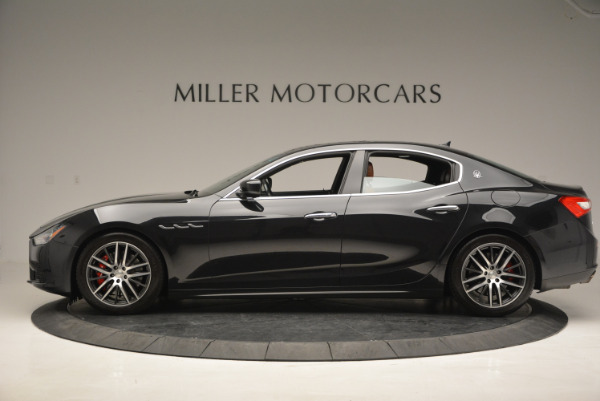 Used 2014 Maserati Ghibli S Q4 for sale Sold at McLaren Greenwich in Greenwich CT 06830 3