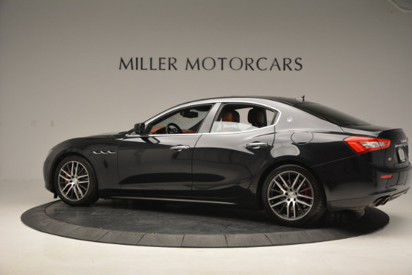 Used 2014 Maserati Ghibli S Q4 for sale Sold at McLaren Greenwich in Greenwich CT 06830 4