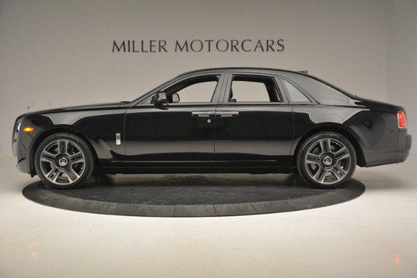 New 2017 Rolls-Royce Ghost for sale Sold at McLaren Greenwich in Greenwich CT 06830 4
