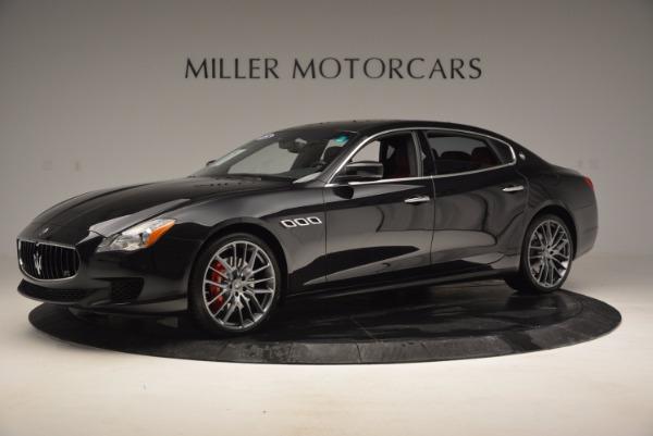Used 2015 Maserati Quattroporte S Q4 for sale Sold at McLaren Greenwich in Greenwich CT 06830 2