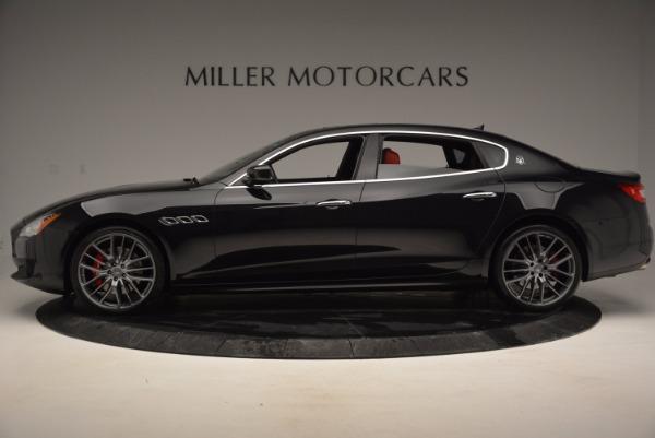 Used 2015 Maserati Quattroporte S Q4 for sale Sold at McLaren Greenwich in Greenwich CT 06830 3