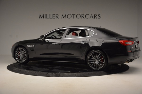 Used 2015 Maserati Quattroporte S Q4 for sale Sold at McLaren Greenwich in Greenwich CT 06830 4