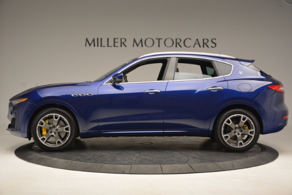 New 2017 Maserati Levante S Q4 for sale Sold at McLaren Greenwich in Greenwich CT 06830 3