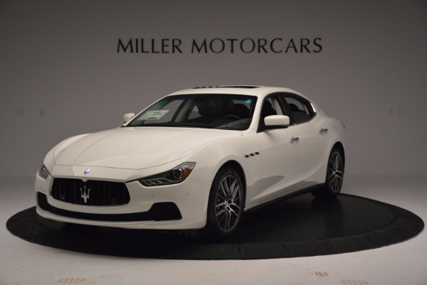 Used 2017 Maserati Ghibli S Q4 for sale Sold at McLaren Greenwich in Greenwich CT 06830 1