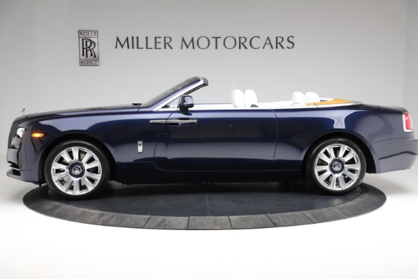 Used 2017 Rolls-Royce Dawn for sale Call for price at McLaren Greenwich in Greenwich CT 06830 4