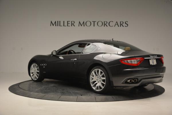 Used 2011 Maserati GranTurismo for sale Sold at McLaren Greenwich in Greenwich CT 06830 4