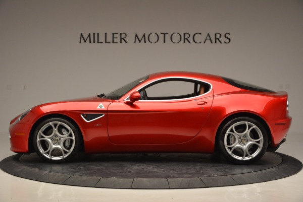 Used 2008 Alfa Romeo 8C for sale Sold at McLaren Greenwich in Greenwich CT 06830 3