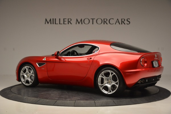 Used 2008 Alfa Romeo 8C for sale Sold at McLaren Greenwich in Greenwich CT 06830 4