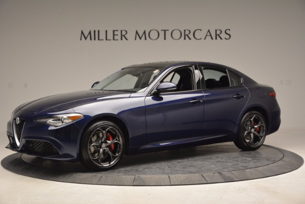 New 2017 Alfa Romeo Giulia Ti for sale Sold at McLaren Greenwich in Greenwich CT 06830 2