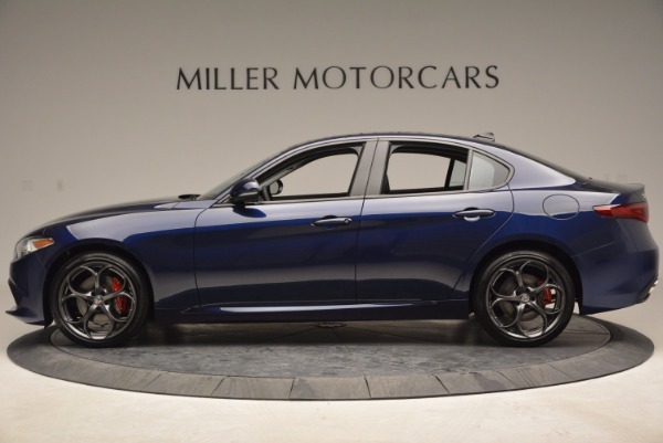 New 2017 Alfa Romeo Giulia Ti for sale Sold at McLaren Greenwich in Greenwich CT 06830 3