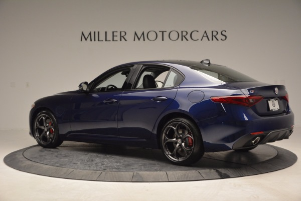 New 2017 Alfa Romeo Giulia Ti for sale Sold at McLaren Greenwich in Greenwich CT 06830 4