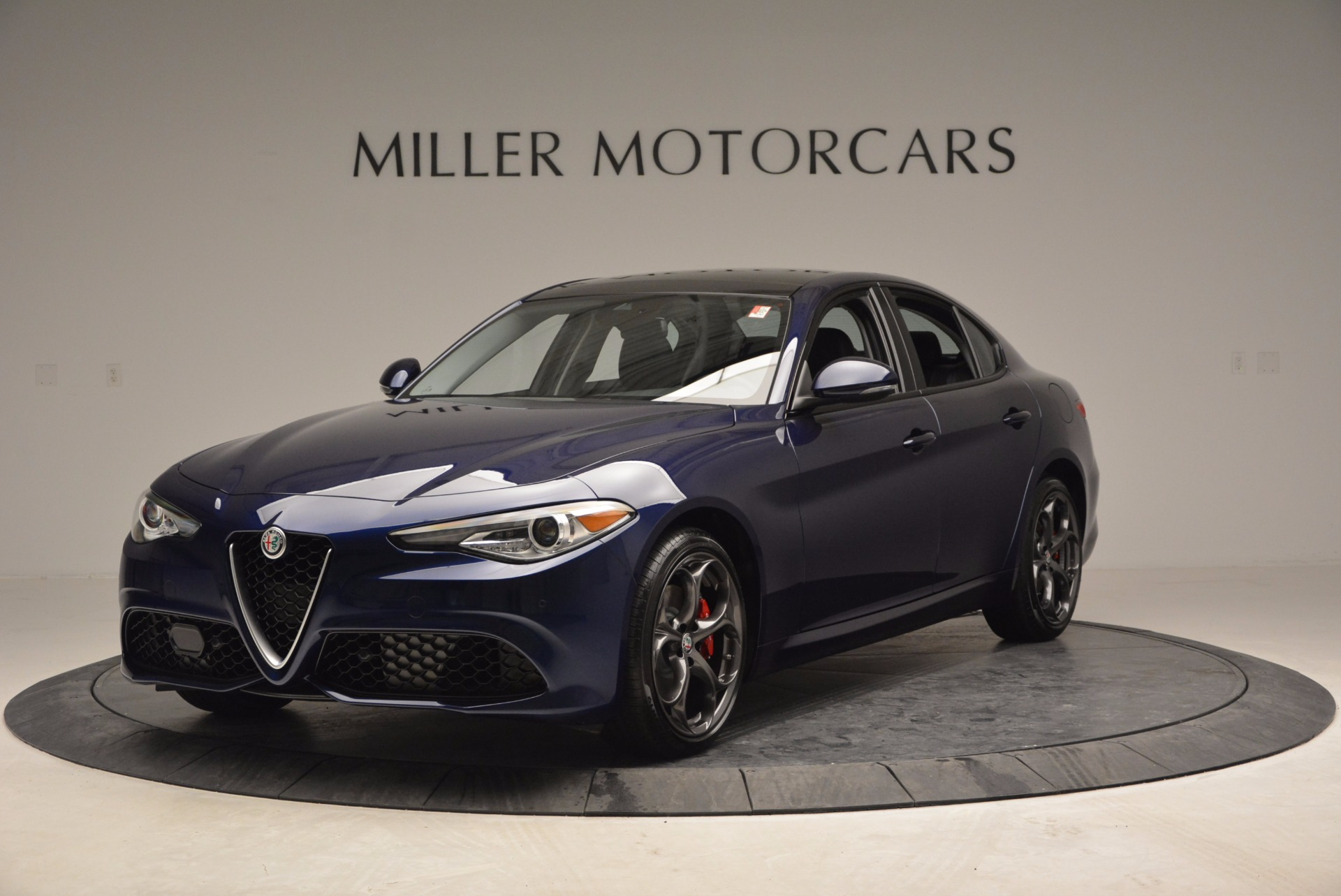 New 2017 Alfa Romeo Giulia Ti for sale Sold at McLaren Greenwich in Greenwich CT 06830 1