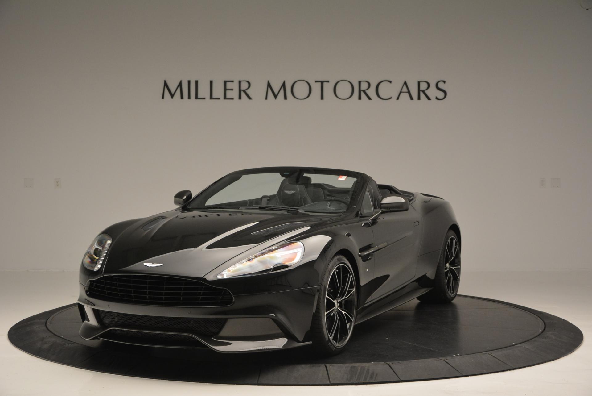 New 2016 Aston Martin Vanquish Volante for sale Sold at McLaren Greenwich in Greenwich CT 06830 1