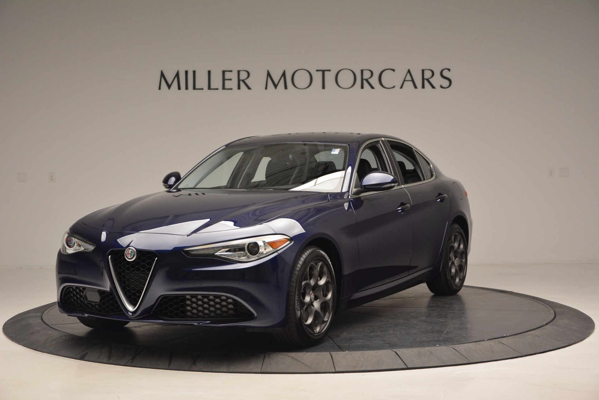 New 2017 Alfa Romeo Giulia for sale Sold at McLaren Greenwich in Greenwich CT 06830 1