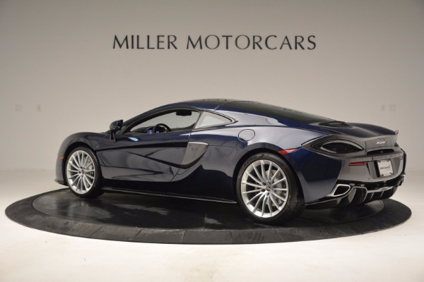 New 2017 McLaren 570GT for sale Sold at McLaren Greenwich in Greenwich CT 06830 4