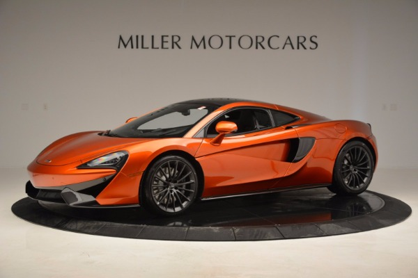 Used 2017 McLaren 570GT Coupe for sale $139,900 at McLaren Greenwich in Greenwich CT 06830 2