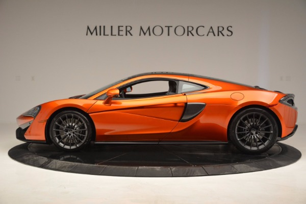 Used 2017 McLaren 570GT Coupe for sale $139,900 at McLaren Greenwich in Greenwich CT 06830 3