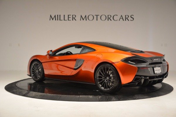 Used 2017 McLaren 570GT Coupe for sale $139,900 at McLaren Greenwich in Greenwich CT 06830 4