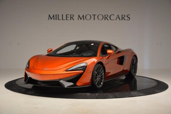 New 2017 McLaren 570GT for sale Sold at McLaren Greenwich in Greenwich CT 06830 1