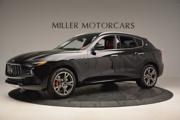 New 2017 Maserati Levante S Zegna Edition for sale Sold at McLaren Greenwich in Greenwich CT 06830 2