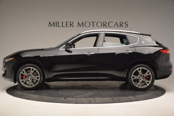New 2017 Maserati Levante S Zegna Edition for sale Sold at McLaren Greenwich in Greenwich CT 06830 3
