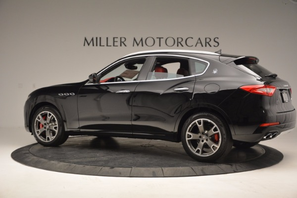 New 2017 Maserati Levante S Zegna Edition for sale Sold at McLaren Greenwich in Greenwich CT 06830 4
