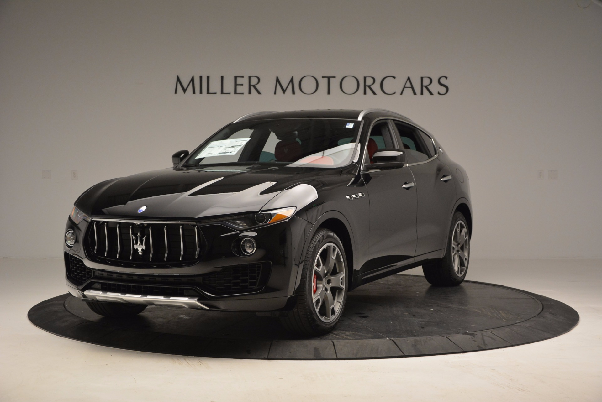 New 2017 Maserati Levante S Zegna Edition for sale Sold at McLaren Greenwich in Greenwich CT 06830 1