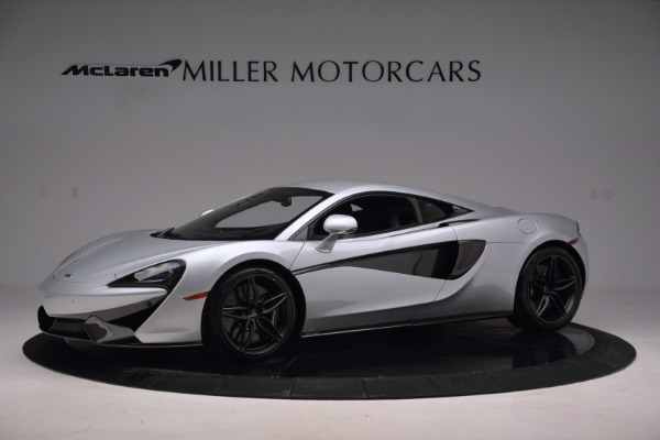 Used 2017 McLaren 570S Coupe for sale $149,900 at McLaren Greenwich in Greenwich CT 06830 2