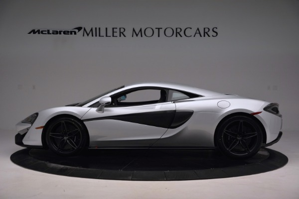 Used 2017 McLaren 570S Coupe for sale $149,900 at McLaren Greenwich in Greenwich CT 06830 3