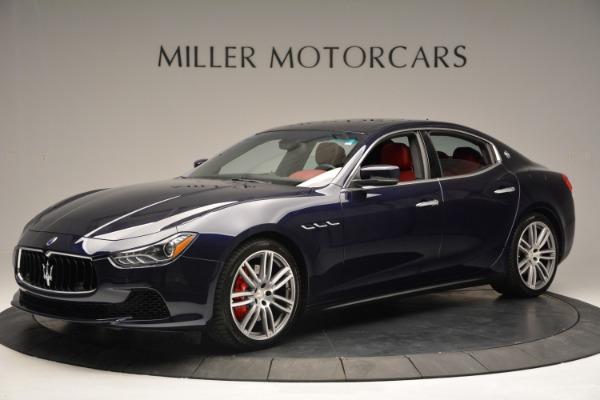 New 2017 Maserati Ghibli S Q4 for sale Sold at McLaren Greenwich in Greenwich CT 06830 2