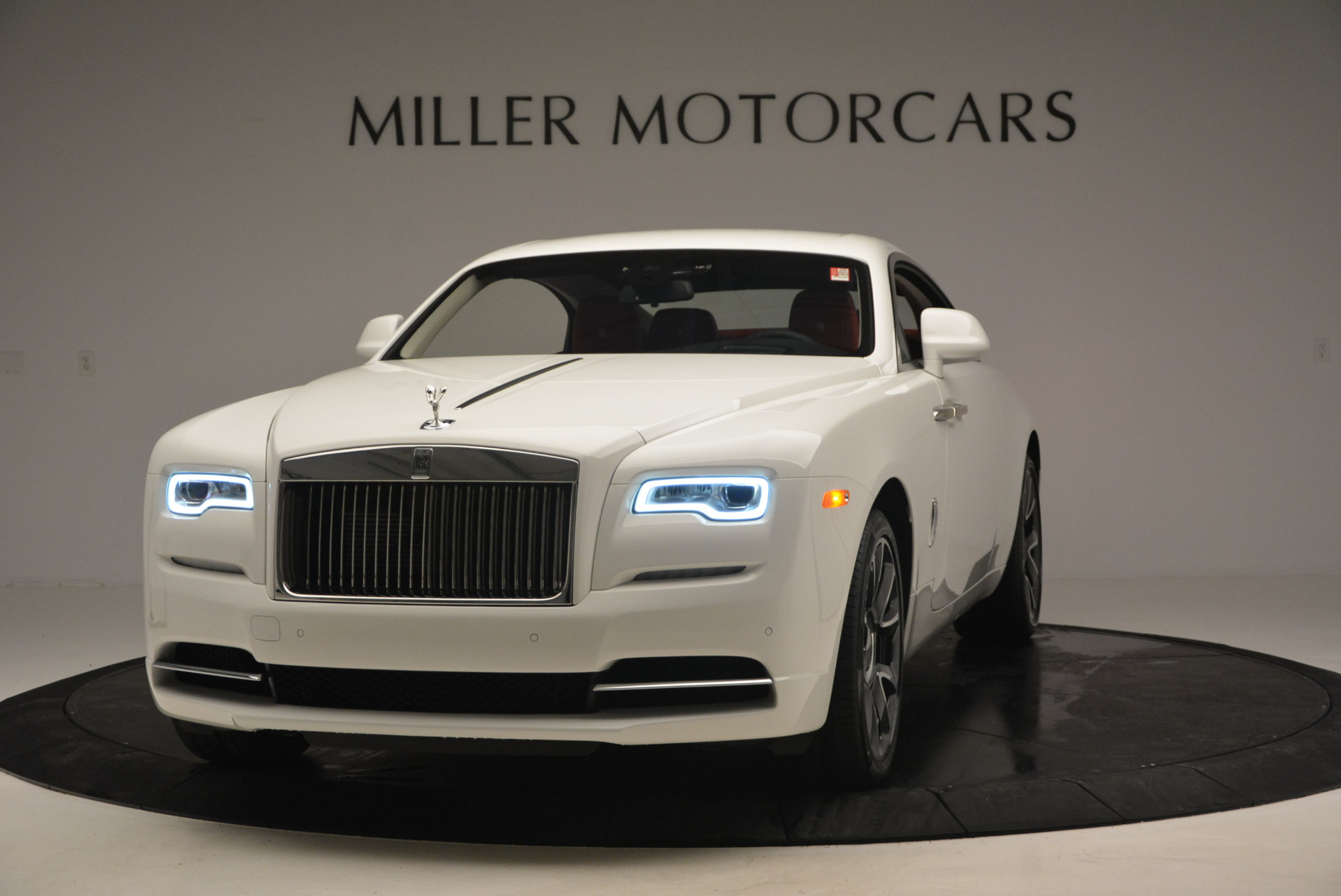 New 2017 Rolls-Royce Wraith for sale Sold at McLaren Greenwich in Greenwich CT 06830 1
