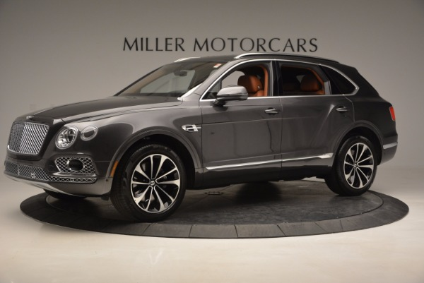 Used 2017 Bentley Bentayga W12 for sale Call for price at McLaren Greenwich in Greenwich CT 06830 2