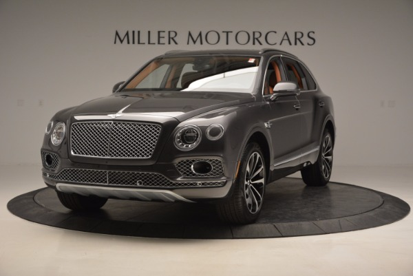 Used 2017 Bentley Bentayga W12 for sale Call for price at McLaren Greenwich in Greenwich CT 06830 1