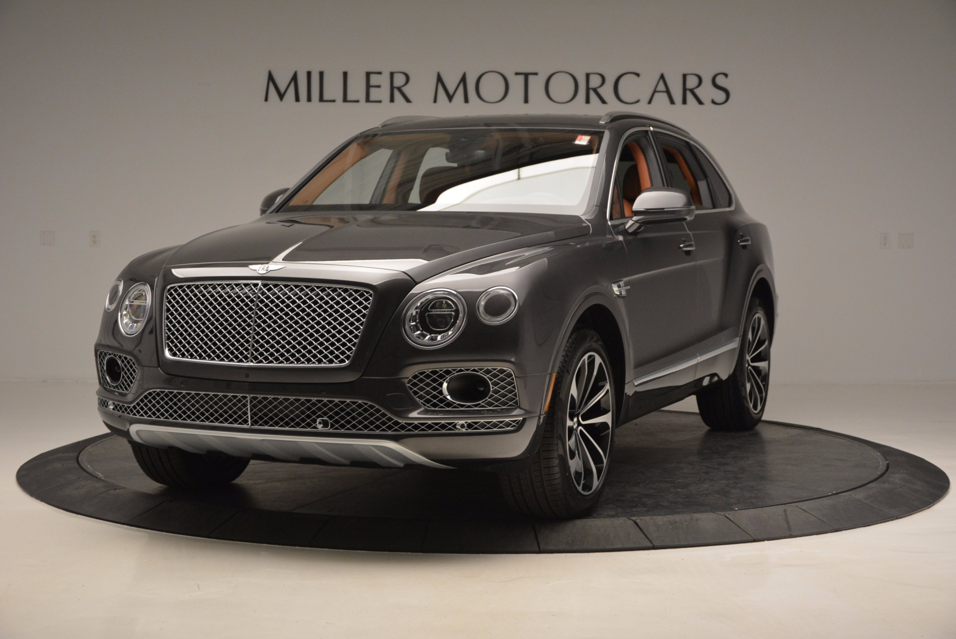 New 2017 Bentley Bentayga for sale Sold at McLaren Greenwich in Greenwich CT 06830 1