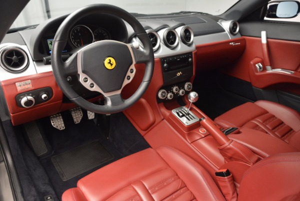 Used 2005 Ferrari 612 Scaglietti 6-Speed Manual for sale Sold at McLaren Greenwich in Greenwich CT 06830 2