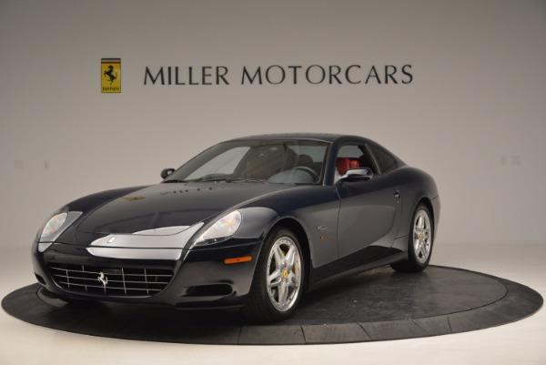 Used 2005 Ferrari 612 Scaglietti 6-Speed Manual for sale Sold at McLaren Greenwich in Greenwich CT 06830 1