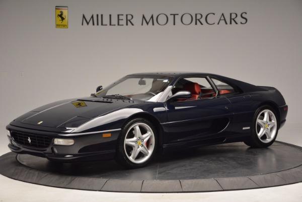 Used 1999 Ferrari 355 Berlinetta for sale Sold at McLaren Greenwich in Greenwich CT 06830 3